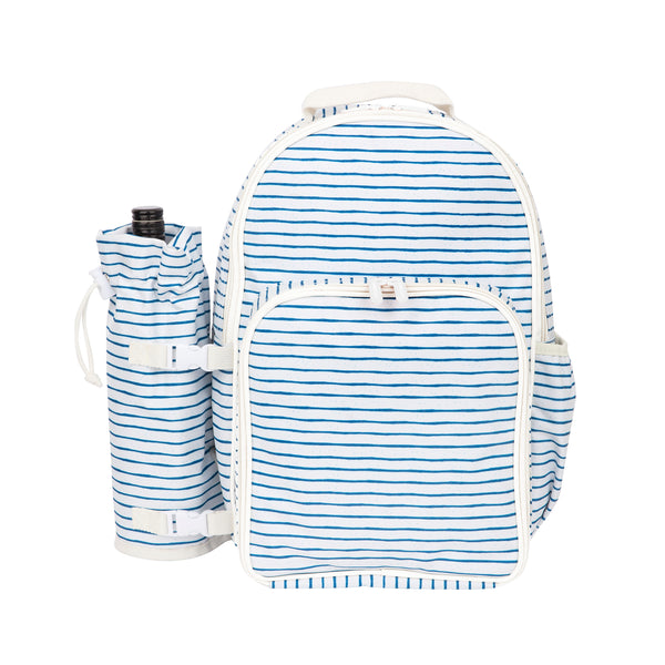 Sunnylife | Picnic Cooler Backpack | Nouveau Bleu