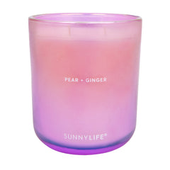 Scented Candle | Gradient Pink