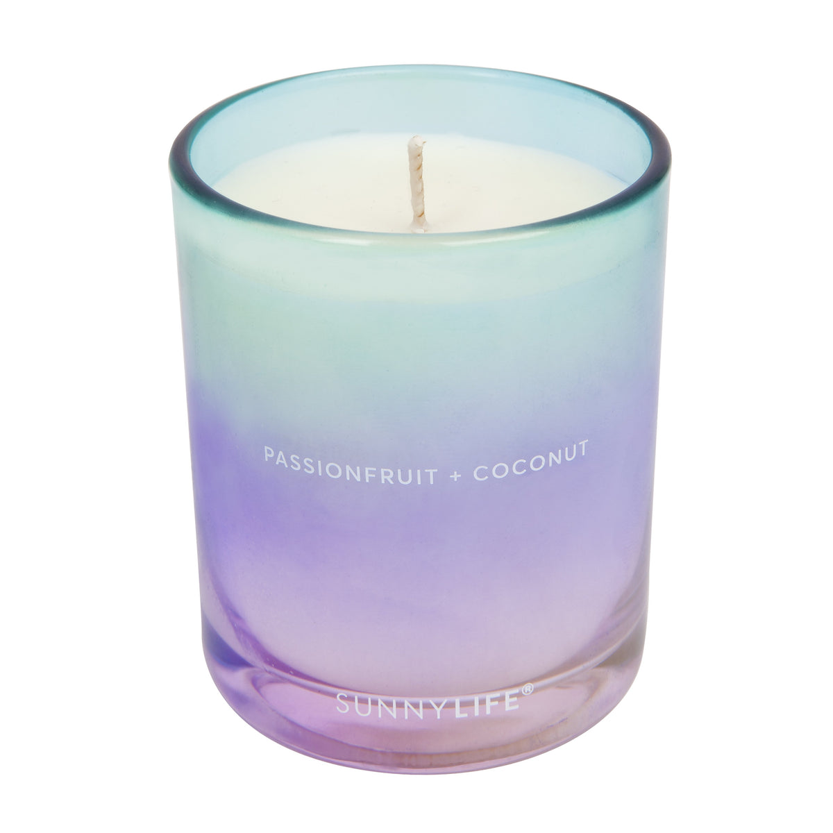 Scented Candle Small | Gradient Purple