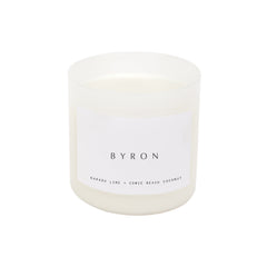Sunnylife | Small Scented Candle | Byron