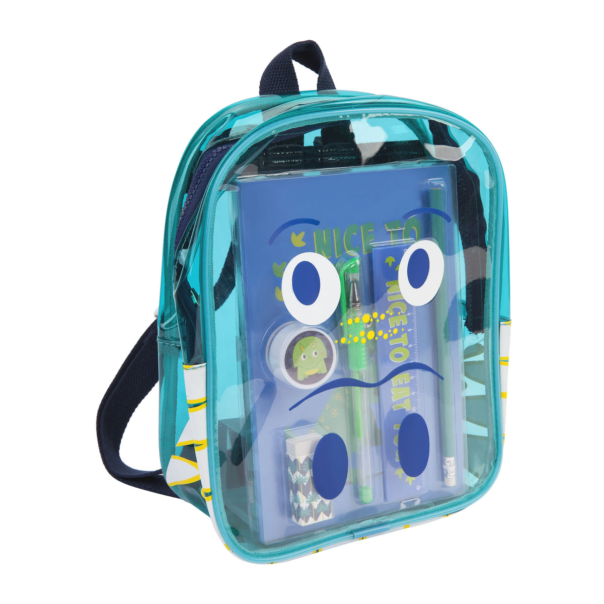 Kids Stationery Mini Backpack | Dino