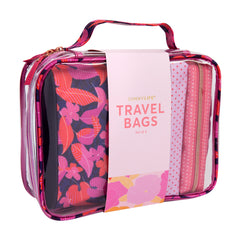Travel Bag Large | Wild Posy
