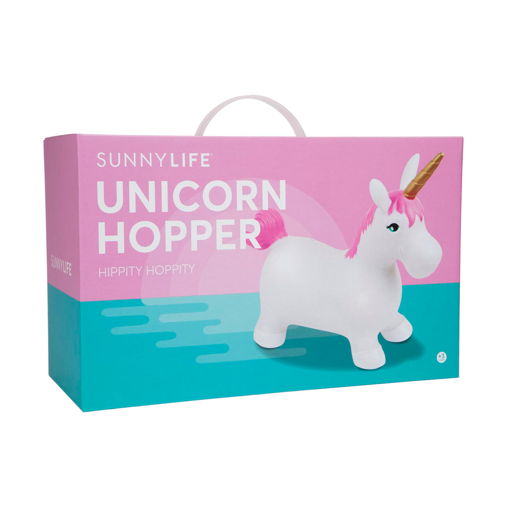 Unicorn Hopper