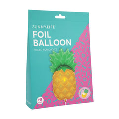 Sunnylife | Foil Balloon | Pineapple