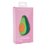 Sunnylife Avocado Luggage Tag