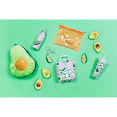 Sunnylife | Luggage Tag | Avocado