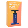 Sunnylife Hand Air Pump Mazarine Blue