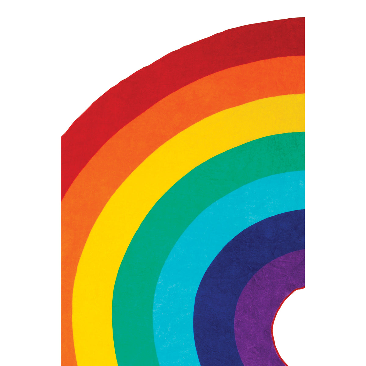 Sunnylife | Shaped Towel | Rainbow