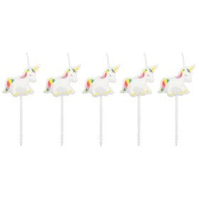 Cake Candles | Unicorn