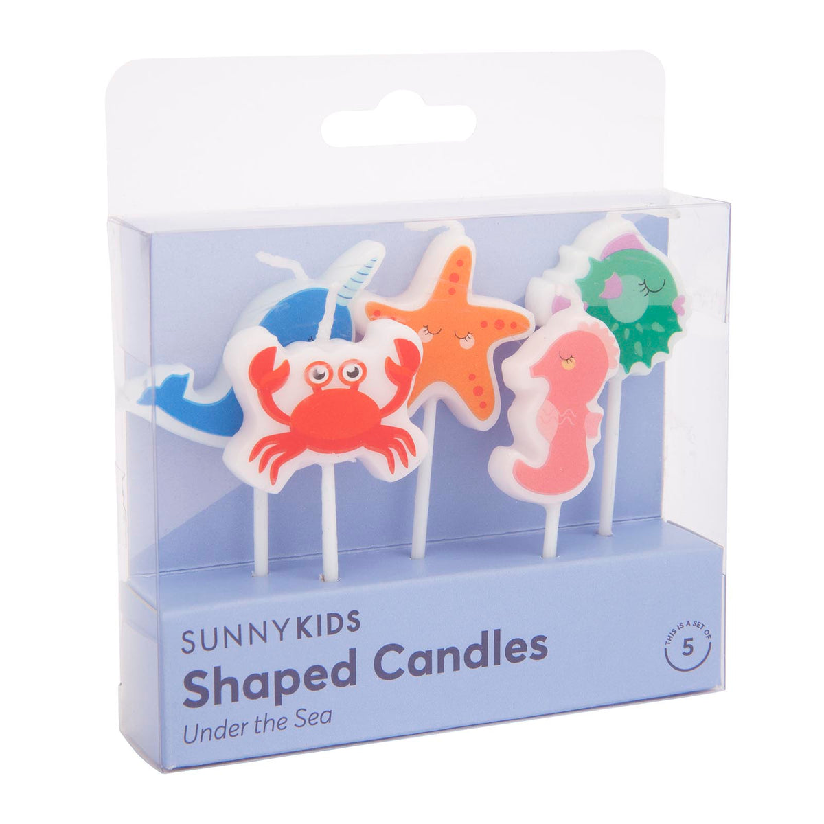 Sunnylife | Cake Candles | Under the Sea