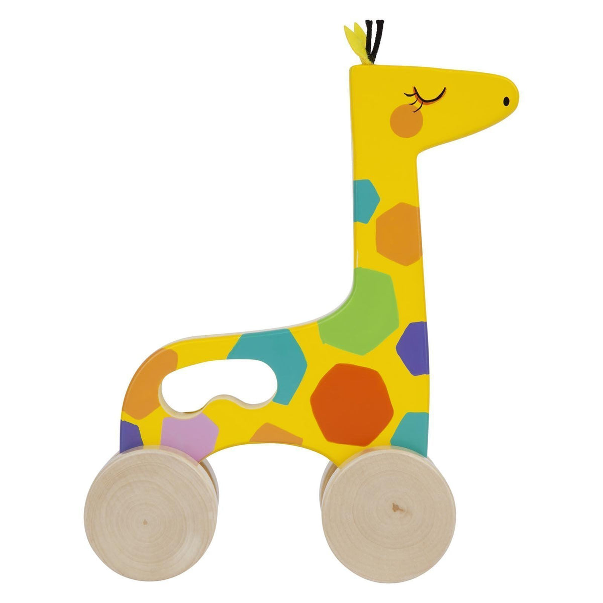 Sunnylife | Push n Pull Toy | Giraffe