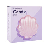 Sunnylife Candle Small | Shell