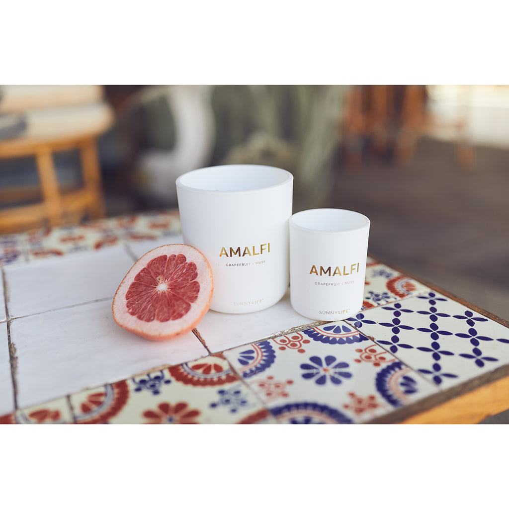 Sunnylife Scented Candle | Amalfi - Large