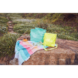 Sunnylife Beach Cooler Bag Small | Neon Yellow