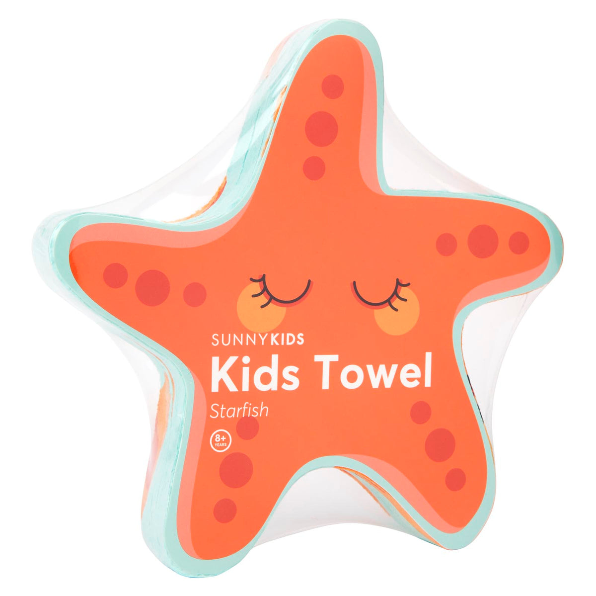 Kids Towel | Starfish