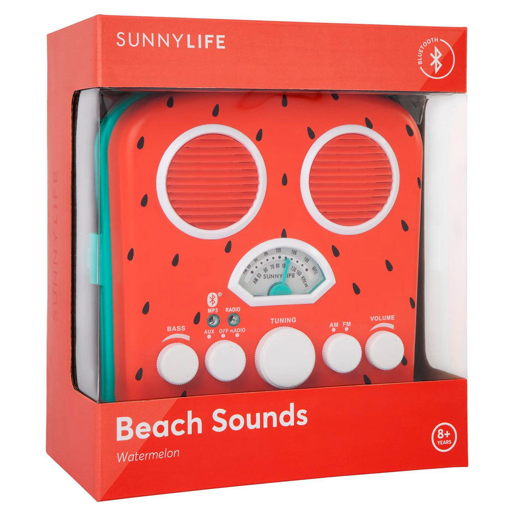 Sunnylife Beach Sounds | Watermelon