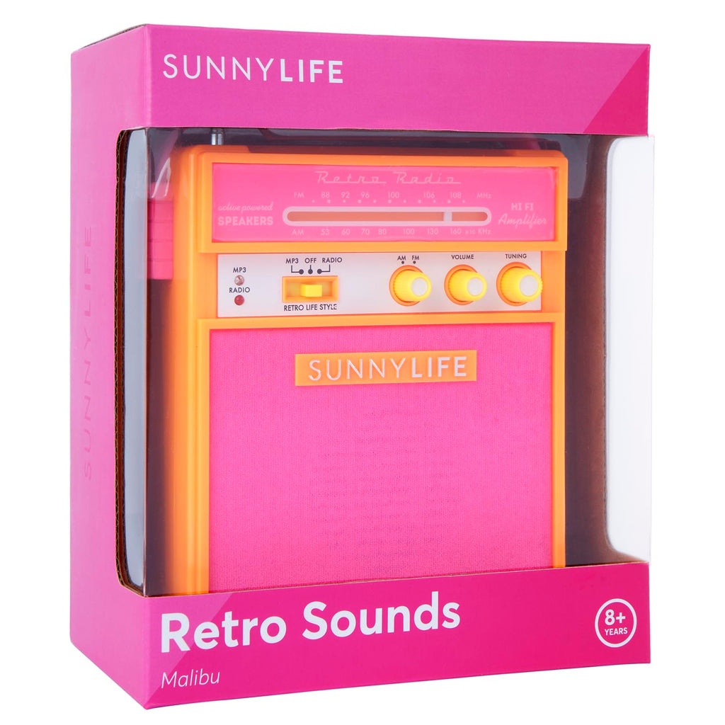 Sunnylife Retro Sounds | Malibu