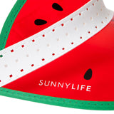 Sunnylife Retro Sun Visor | Watermelon