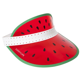 Retro Sun Visor | Watermelon