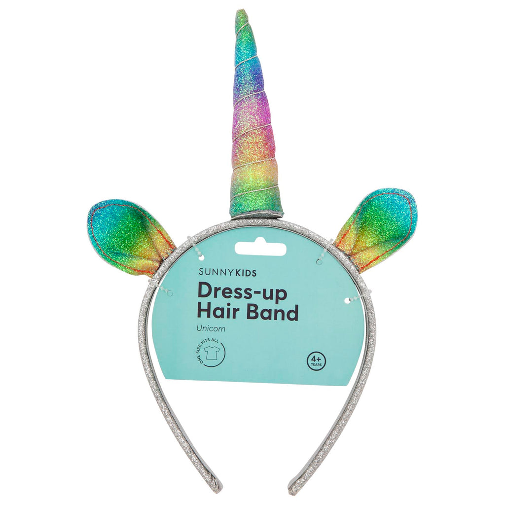 Sunnylife Dress-up Unicorn Hair Band | Rainbow