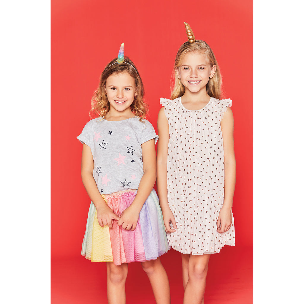 Sunnylife Dress-up Unicorn Horn | Gold