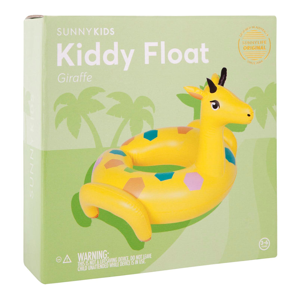 Sunnylife Kiddy Float | Giraffe