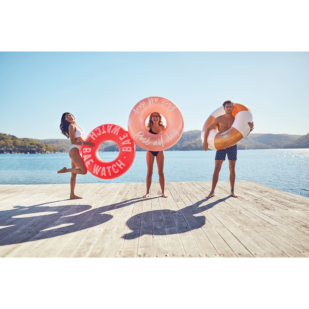 Sunnylife Pool Ring | Red