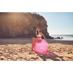 Sunnylife | Inflatable Beach Ball XL | Neon Pink