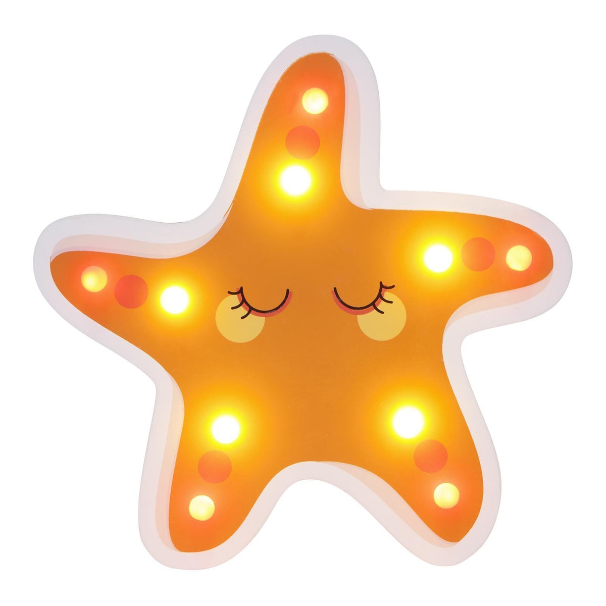 Sunnylife | Kids Marquee Light | Starfish