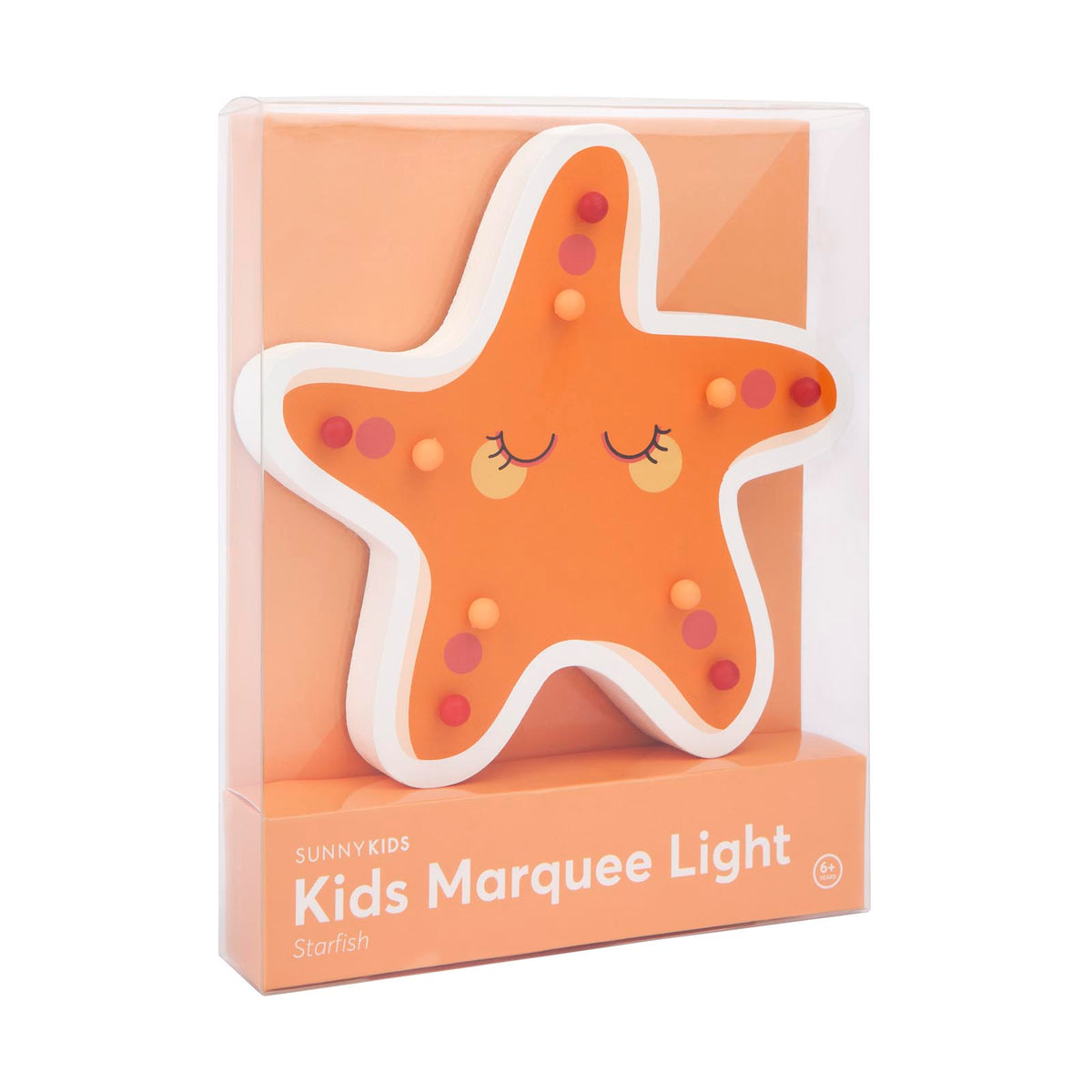 Kids Marquee Light | Starfish