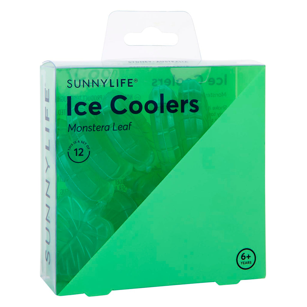 Sunnylife Ice Coolers | Monstera Leaf
