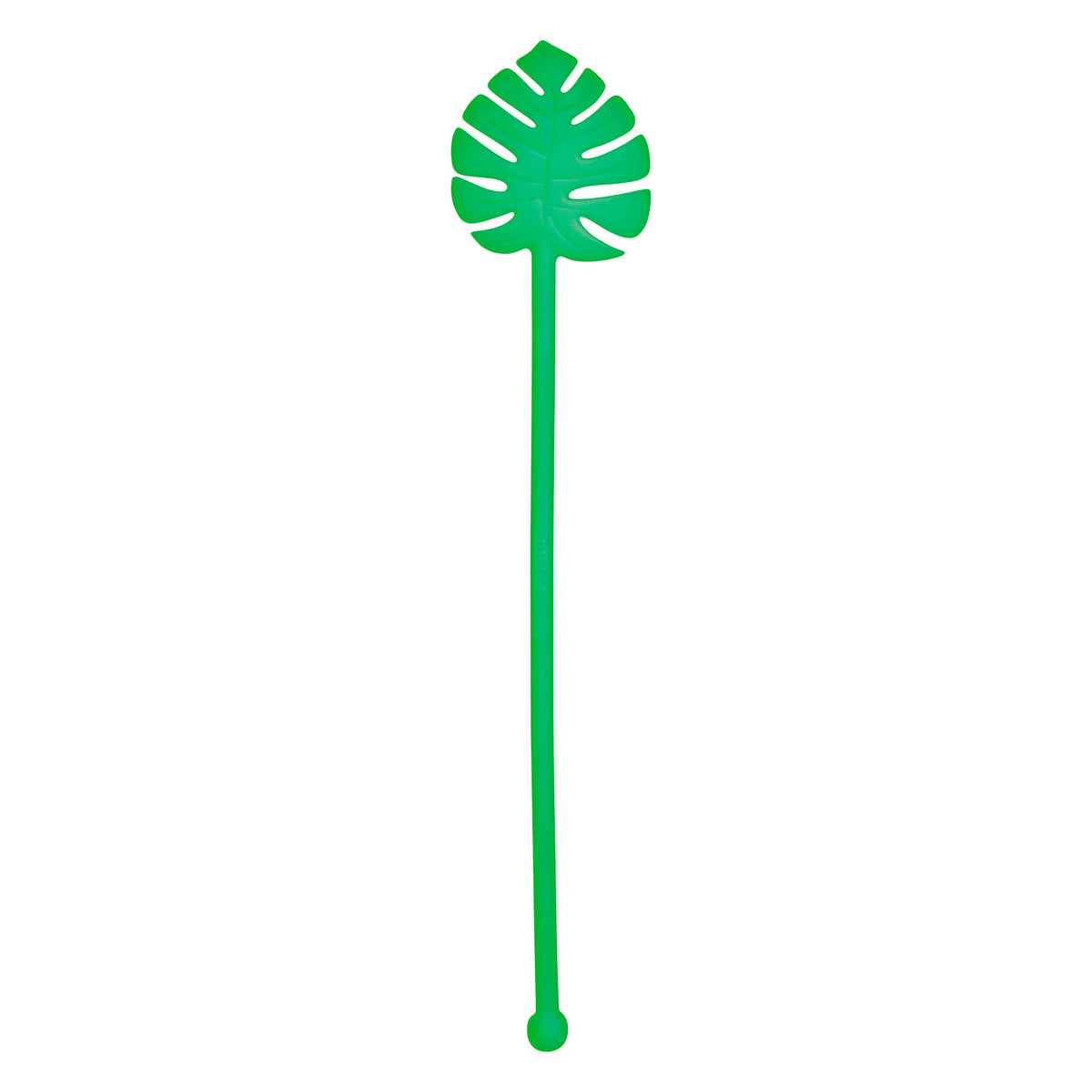 Sunnylife | Cocktail Stirrers | Monstera Leaf