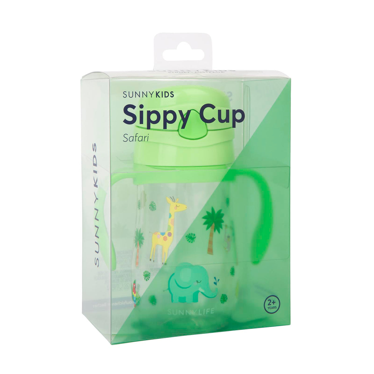 Kids Sippy Cup | Safari