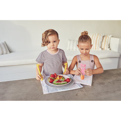 Kids Spoon and Fork Set | Giraffe
