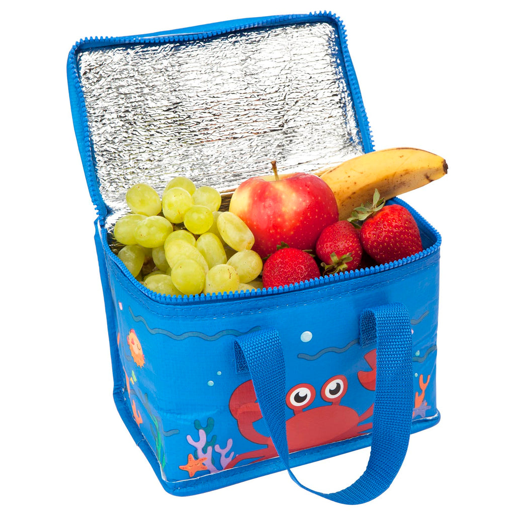 Sunnylife Kids Lunch Tote | Crabby