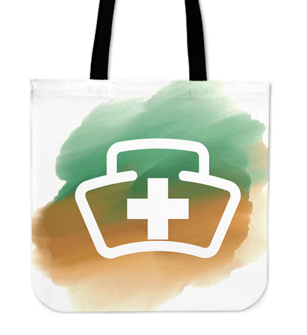 Nurse Cross Tote Bag