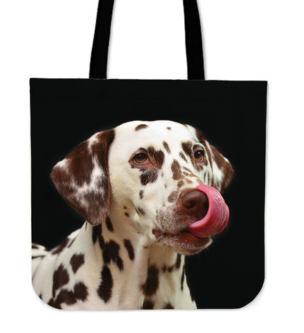 Custom Print Tote Bag Dog