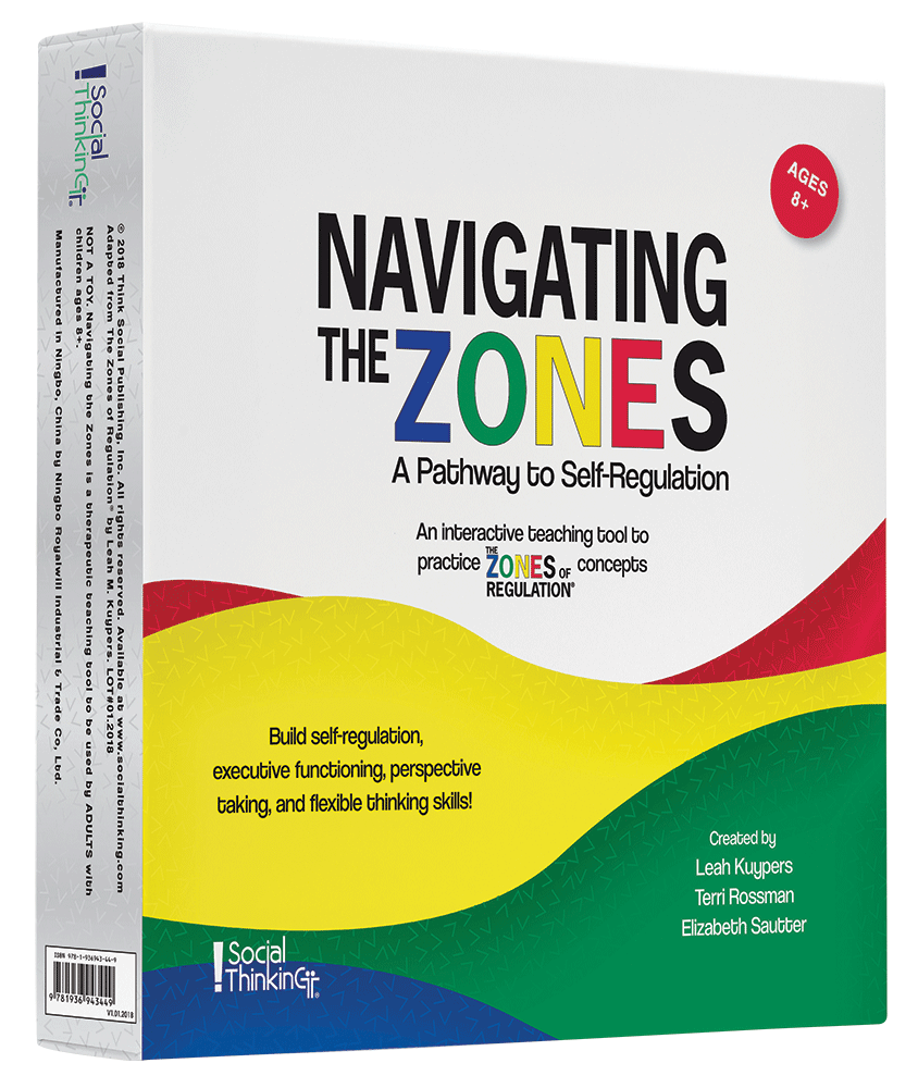 Navigating The Zones (Sold out - available from Sep 2019)