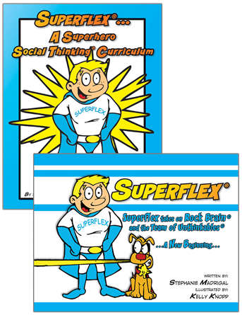Superflex: A Superhero Social Thinking Curriculum Package