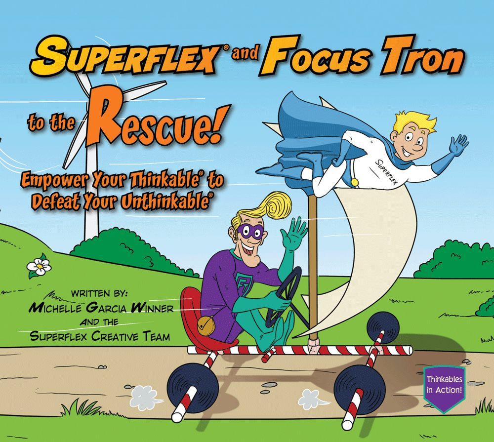 Superflex and Focus Tron to the Rescue! (Available from 18 Nov 2018)