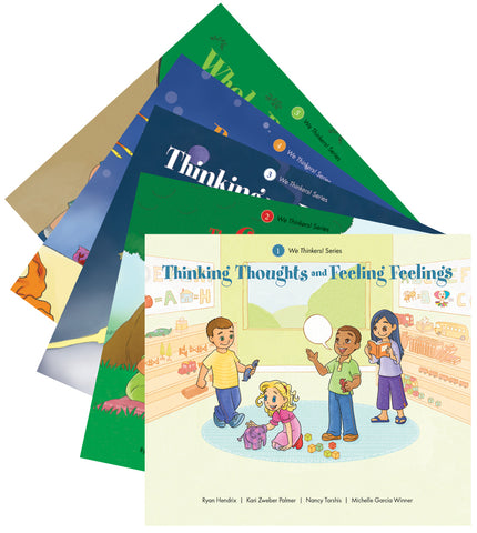Five Storybook Set (We Thinkers! Volume 1)