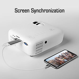 video projector