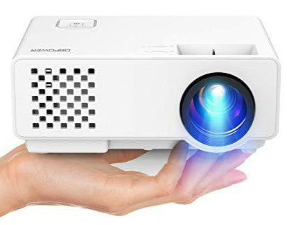 mini indoor projector