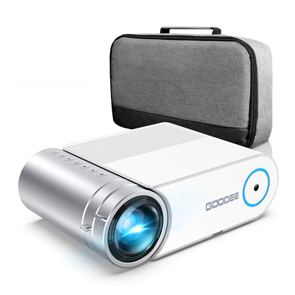 GooDee G500 Projector 420 Video Projector