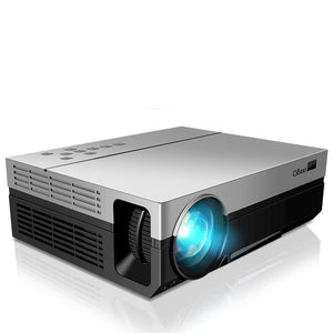 CiBest T26 LED Video Projector 1080p Home Theater projector   [2018 Newest Model]