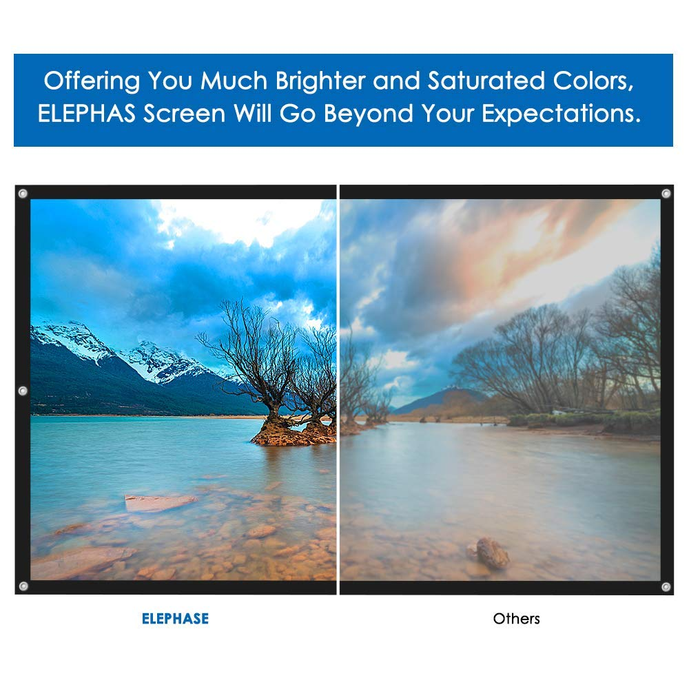 ELEPHAS-Projector Screen-Projector Screen-Alphas