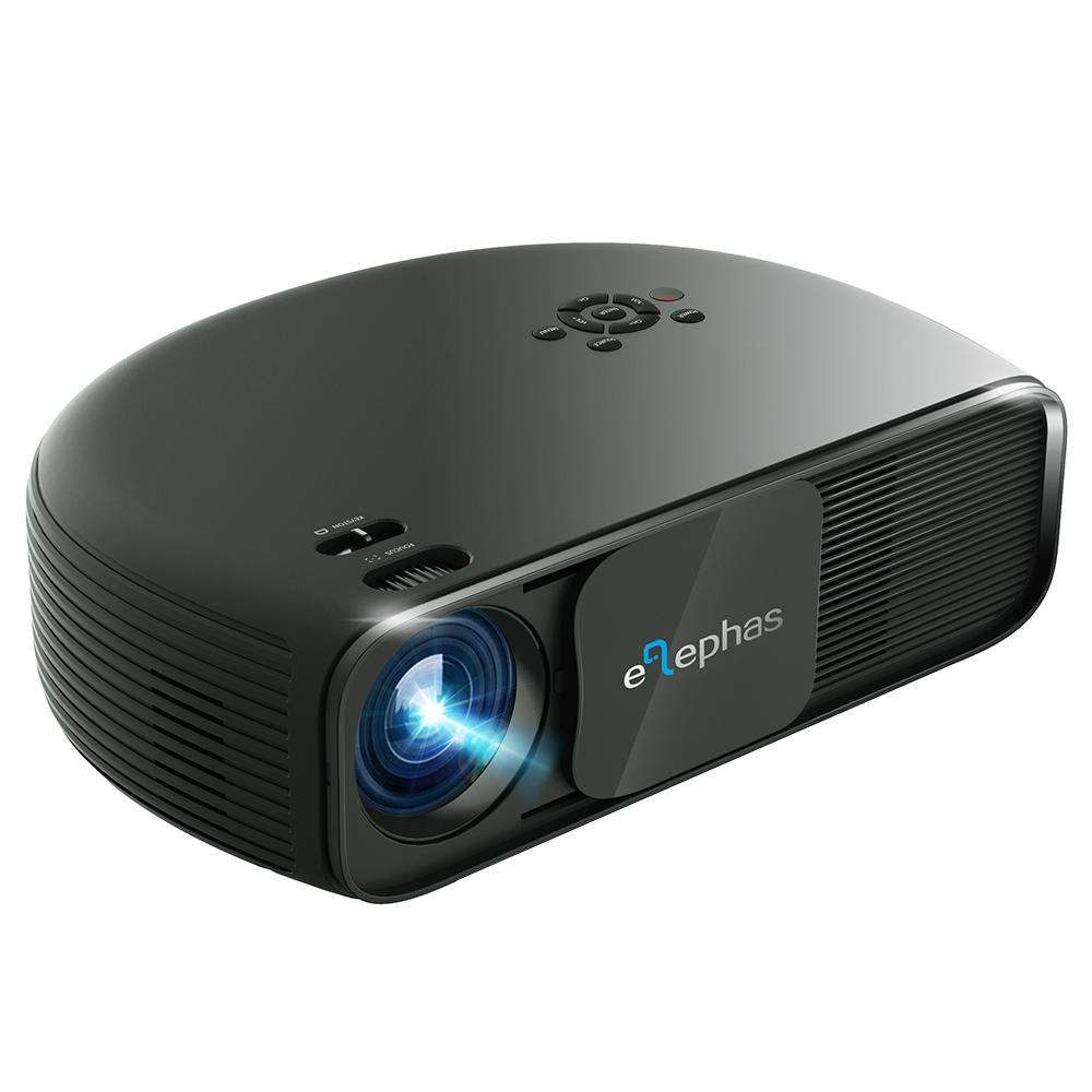 HD LED Movie LCD Video Projector 3500 Luminous - CL760 - Alphas