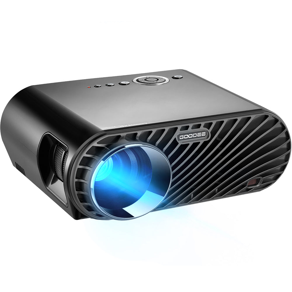 GooDee-GP901-projector-Alphas