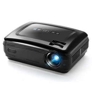 LED Multimedia LCD Projector Home Theater 3200 Luminous - BL58 - Alphas