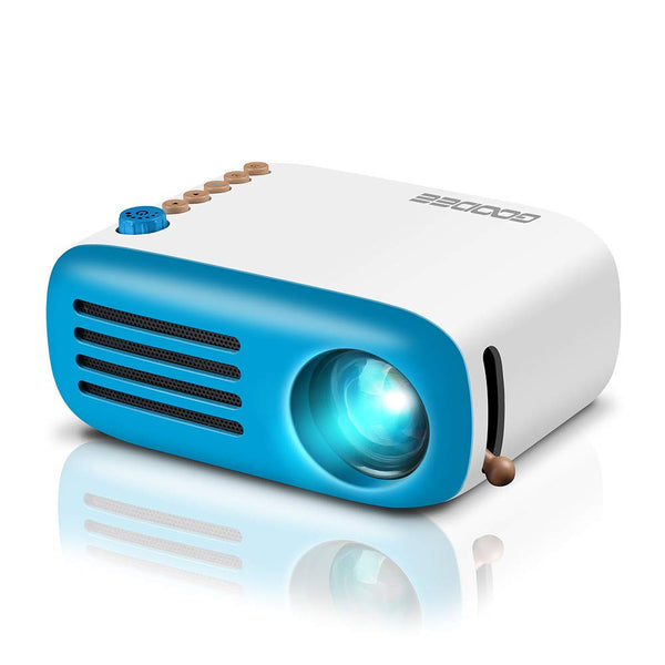 GooDee YG200 Pico Mini Power Bank Supported Projector
